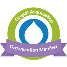 Texas Creative is a Drupal Association Organization Member