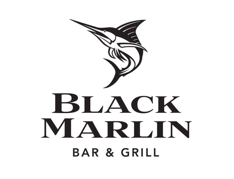 Black Marlin Bar & Grill logo