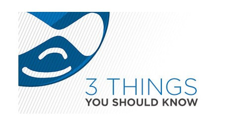 3 things you should know