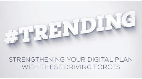 Top Digital Media Trends to Support Your Marketing Plan