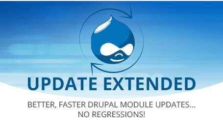 Update Extended Module: Drupal Updates...No Regressions!