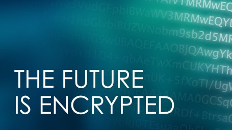The Future is Encrypted