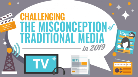 Challenging the Misconception of Traditional Media in 2019