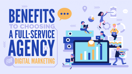 Choosing a Full-Service Agency for Digital Marketing