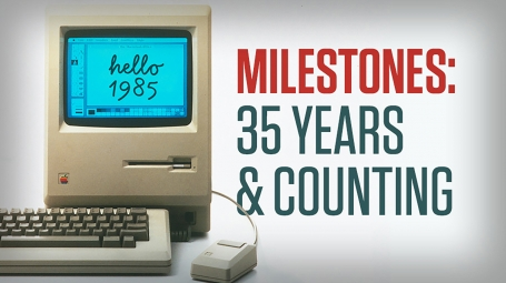 Milestones: 35 Years & Counting