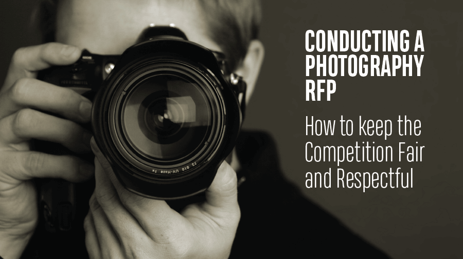 Conducting a Photography RFP
