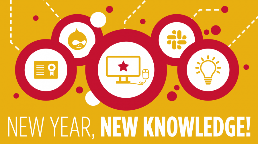 New Year, New Knowledge!