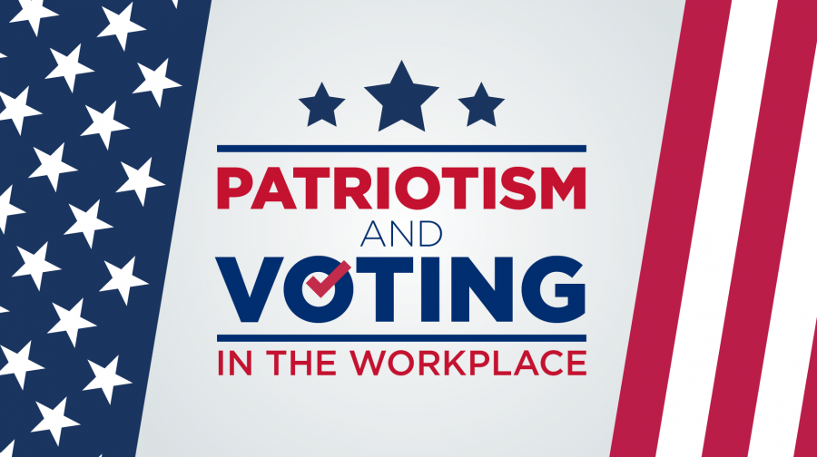 Patriotism and Voting in the Workplace