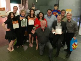 Texas Creative Celebrates Their Epic 30th Year With Five ADDYs